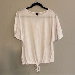 bobi white shirt